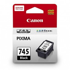 CANNON CARTRIDGE 745 BLACK [CANNON]