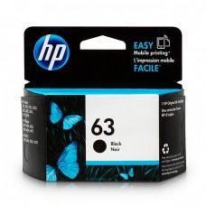 HP CARTRIDGE 63 BLACK [HP]