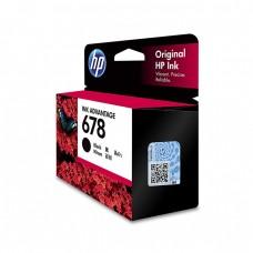 HP CARTRIDGE 678 BLACK [HP]