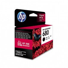 HP CARTRIDGE 680 BLACK [HP]
