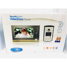 VIDEO DOOR PHONE PK 709G