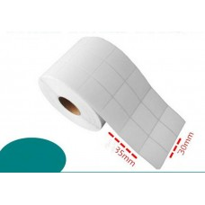 BARCODE STICKER 35 x 30 (2500 ROLL) [OEM]