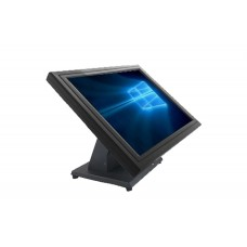 TOUCH MONITOR TM 1501 BLACK [LEBSONS]