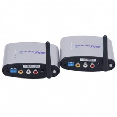 WIRELESS  VEDIO TRSNSMITER RCA TO AV PAT-330