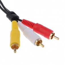 3RC TO AUDIO 1.5M  STANDARD CABLE