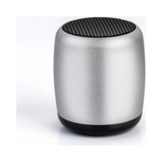 BLUETOOTH SPEAKER BARREL SILEVER BLACK J5