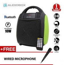 BLUETOOTH SPEAKER BBX300-AUDIOBOX [AUDIOBOX]