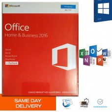 HOME & BUSINESS 2016 (ORIGINAL) [MICROSOFT]