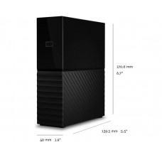 WD 6TB EXTERNAL HARD DISK [WESTERN DIGITAL]