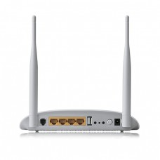 TP-LINK WIRELESS ADSL ROUTER N300MBPS (T...