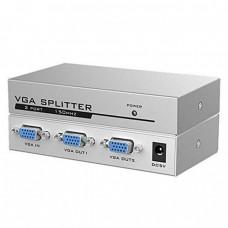 VGA 2 PORT SPLITTER 150MHZ [OEM]