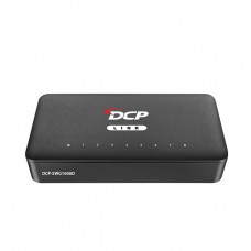 DCP SWITCH  8 PORT 10/1000MBPS GIGABIT [DCP]